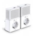 TP-LINK AV1000 Gigabit Powerline TL-PA7010P KIT, Passthrough, Ver. 2.0