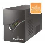 POWERTECH UPS Line Interactive, 2000VA/1200W