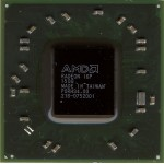 AMD BGA IC Chip 216-0752001, with Balls