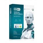 ESET NOD32 Antivirus, 1 άδεια χρήσης +  δωρεάν για 1 συσκευή, 1 έτος