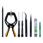 BEST Repair Tool Kit BST-609, για iPhone, 8 τμχ