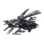 SLUBAN Τουβλάκια Army, Attack Helicopter M38-B0511, 293τμχ
