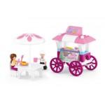 SLUBAN Τουβλάκια Girls Dream, Food Stall M38-B0522, 78τμχ