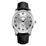 INTIME Ρολόι χειρός Casual-01, Quartz, Stainless Steel, ασημί