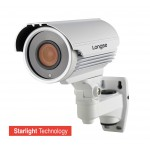 LONGSE Starlight Υβριδική Bulet Κάμερα CCTV-022 1080p, 2MP, αδιάβροχη