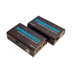 HDMI Video Extender μέσω cat-5e/cat-6e καλωδίου, Full HD, 60m
