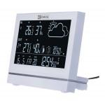 EMOS Μετεωρολογικός σταθμός E5005, υγρόμετρο, ημερολόγιο, ρολόι