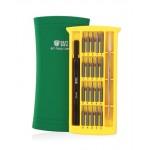 BEST set κατσαβιδιών ακριβείας BST-8930A, 22 τεμάχια