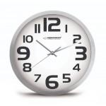 ESPERANZA Ρολόι τοίχου Zurich EHC013W, 25cm, λευκό