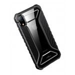 BASEUS θήκη Race Case για iPhone XR WIAPIPH61-MK01, μαύρο
