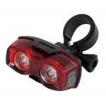 ESPERANZA Οπίσθιος φωτισμός ποδηλάτου Arktur EOT013, 2 LED, μαύρο