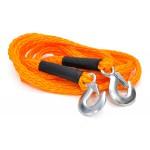 AMIO Ιμάντας ρυμούλκησης 01033, 4m, έως 3000kg, πορτοκαλί