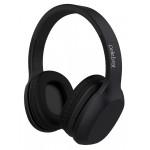 CELEBRAT Bluetooth headphones A18-BK, wireless & wired, μαύρο