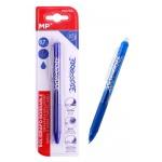 MP στυλό erasable με γόμα PE170A, 0.7mm, μπλε