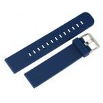 Λουράκι σιλικόνης BAND22MM-BL, 22mm, μπλε