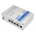 TELTONIKA Industrial cellular router RUTX12, Dual LTE Cat6, 5x GbE ports