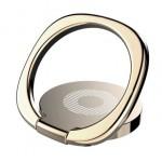 BASEUS finger ring holder Symbol SUMQ-0V, χρυσό