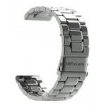 HIFUTURE Μπρασελέ ρολογιού HIFIT-STRAP-ST, 22mm, ασημί