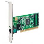 POWERTECH Κάρτα Επέκτασης PCI to LAN 10/100/1000, Chipset RTL8169SC