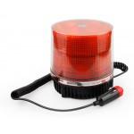 AMIO LED strobe αυτοκινήτου 01276, 12V, 11.5x11.5cm, πορτοκαλί