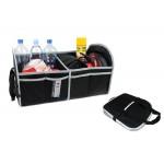 AMIO Θήκη οργάνωσης αυτοκινήτου 01118 με velcro, 55 x 31 x 30cm, μαύρη