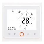 Smart θερμοστάτης αερίου BHT-002-GCLW, WiFi, λευκός