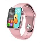 "HIFUTURE smartwatch HITime Mini, 1.57"", IP67, HR & Blood pressure, ροζ"