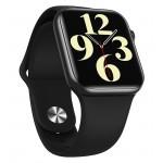 "HIFUTURE smartwatch HITime SE, 1.72"", IP67, HR & Blood pressure, μαύρο"