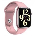 "HIFUTURE smartwatch HITime SE, 1.72"", IP67, HR & Blood pressure, ροζ"