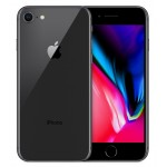 """APPLE used Smartphone iPhone 8, 4.7"""" IPS, 2/64GB, space gray, SQ"""