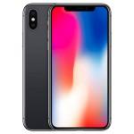 "APPLE used Smartphone iPhone Χ, 5.8"" OLED, 3/256GB, space gray, SQ"