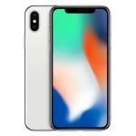 "APPLE used Smartphone iPhone Χ, 5.8"" OLED, 3/256GB, ασημί, SQ"