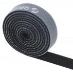 ORICO ταινία τύπου Velcro πολλαπλών χρήσεων CBT-1S, 15mm, 1m, μαύρη