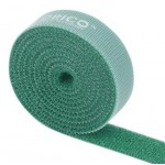 ORICO ταινία τύπου Velcro πολλαπλών χρήσεων CBT-1S, 15mm, 1m, πράσινη
