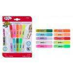 ARTIXKIDS σετ χρωματιστές κόλλες με glitter PE894, 10τμχ