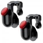 BASEUS buttons για οθόνες αφής ACHDCJ-01, 2τμχ, μαύρα