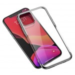 BASEUS θήκη Shining για iPhone 11 Pro ARAPIPH58S-MD0S, διάφανη-ασημί