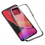 BASEUS θήκη Shining για iPhone 11 Pro Max ARAPIPH65S-MD0S, διάφανη-ασημί