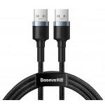 BASEUS καλώδιο USB 3.0 σε CADKLF-C0G, 5Gbps, 1m, μαύρο