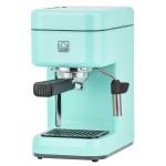 BRIEL μηχανή espresso B14S, 20 bar, μπλε, 10 χρόνια εγγύηση