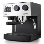 BRIEL μηχανή espresso ES62A, 19 bar, μαύρη, 10 χρόνια εγγύηση