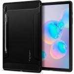 SPIGEN RUGGED ARMOR GALAXY TAB S6 10.5 T860/T865 MATTE BLACK
