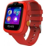 Elari KidPhone 4G Smart Watch Red GR
