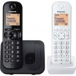 Panasonic KX-TGC212JT1 Black White EU