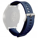 Puro Silicon Universal Wristband 22mm - Μπλε