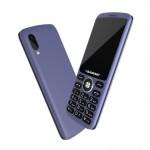 "BLAUPUNKT FL07 Κινητό τηλέφωνο με κάμερα 0,3 MP και LCD οθόνη 2,8"" - Μπλε"