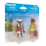 Playmobil Duo Pack Ζευγάρι παραθεριστών