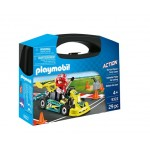 Playmobil Bαλιτσάκι Go-Kart