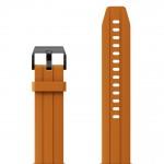 Realme Watch Strap Silicone - Πορτοκαλί