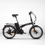 EGOBOO E-Bike E-Fold - Μαύρο